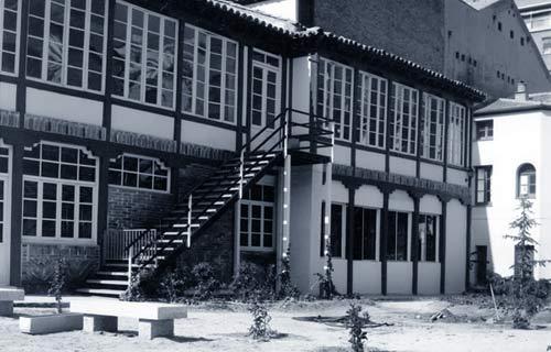 Sede de la Institución Libre de Enseñanza